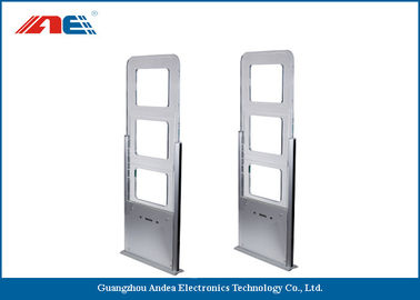 Trung Quốc EAS / AFI Alarm Attached RFID Gate Reader For Library Entrance System Aisle Width 90CM nhà cung cấp