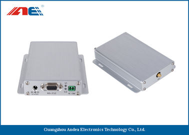 Trung Quốc Medium Power Fixed RFID Reader With One Relay Fast Anti - Collision Algorithm nhà máy sản xuất