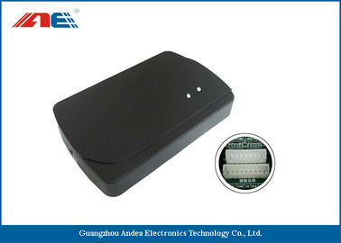 Trung Quốc HF Access Control RFID Reader RS485 Interface ABS Housing Material nhà máy sản xuất